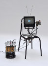 robot television chair Peter Keene